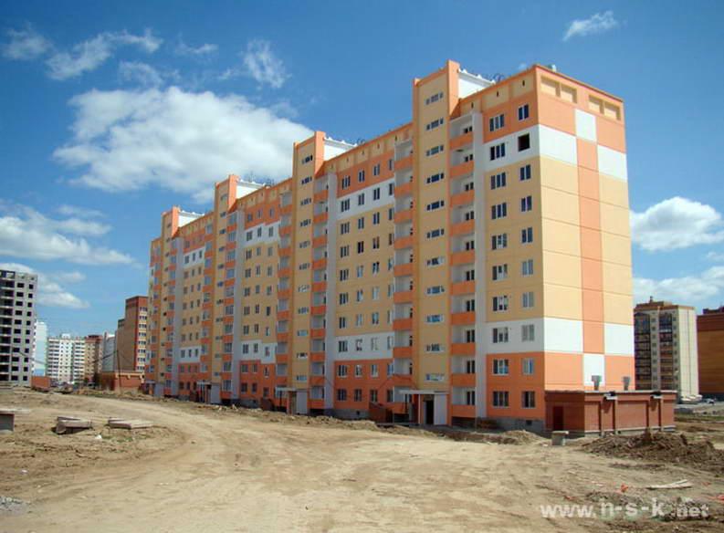 Гребенщикова, 7/1 II кв. 2012