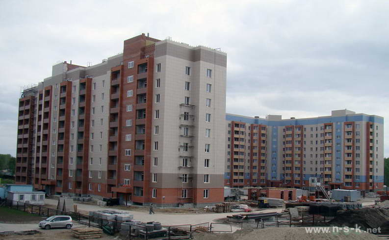 Краснообск, 109 II кв. 2012