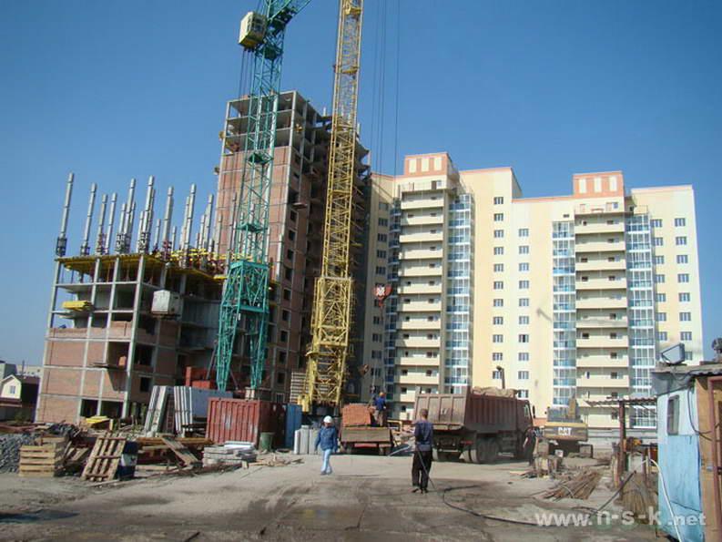 Костычева, 74, 74/1 II кв. 2012