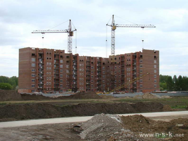 Краснообск, 111 II кв. 2012
