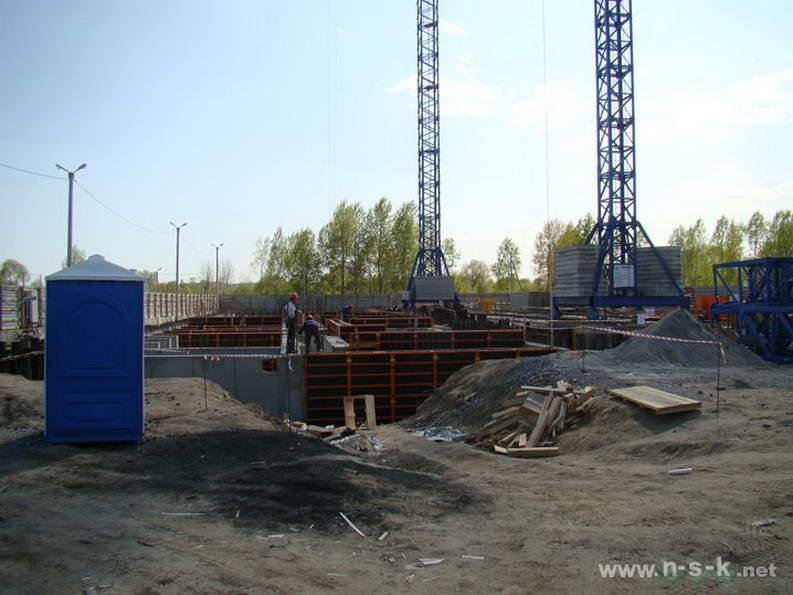 Большевистская, 128 (ГП 1) II кв. 2012