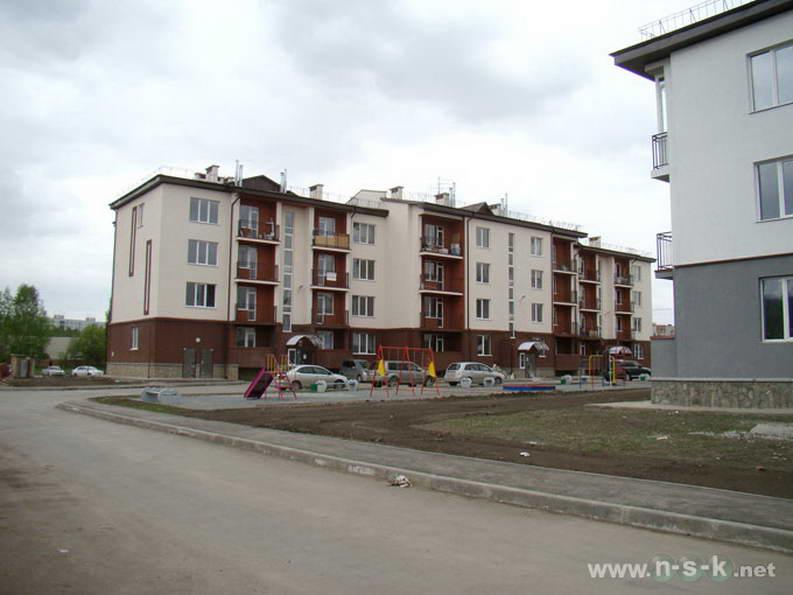Краснообск, 6-й микрорайон, 3/5, 3/6, 3/7 II кв. 2012