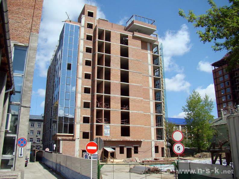 Коммунистическая, 34 (Rich House) II кв. 2012