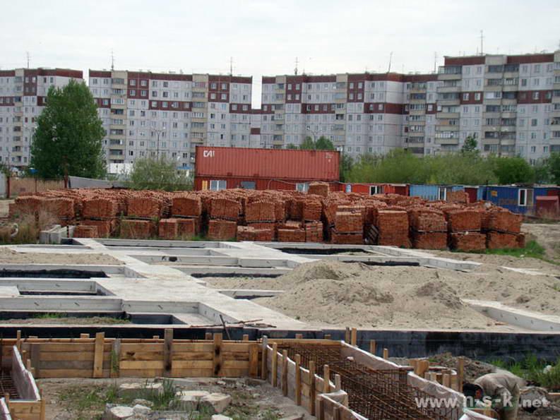 Связистов, 3, 4, 5, 6 стр II кв. 2012