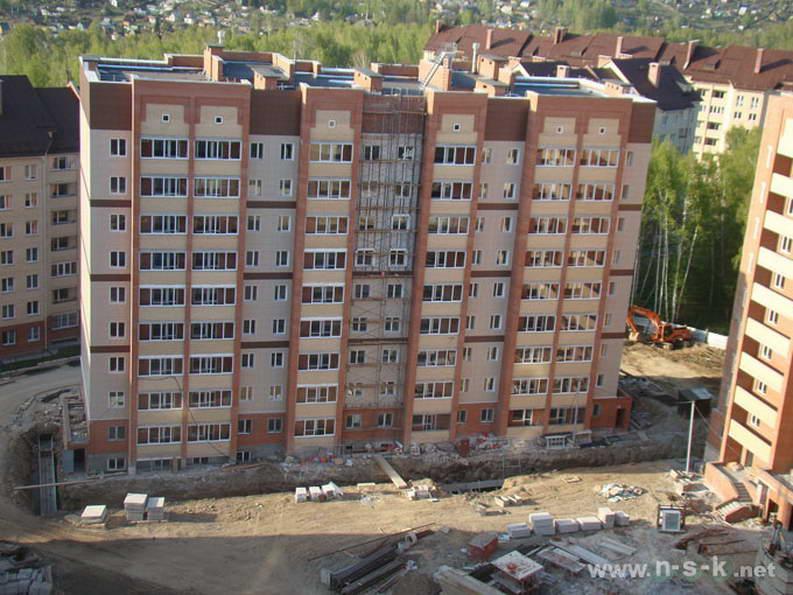 Выборная, 105/2, 105/3 II кв. 2012