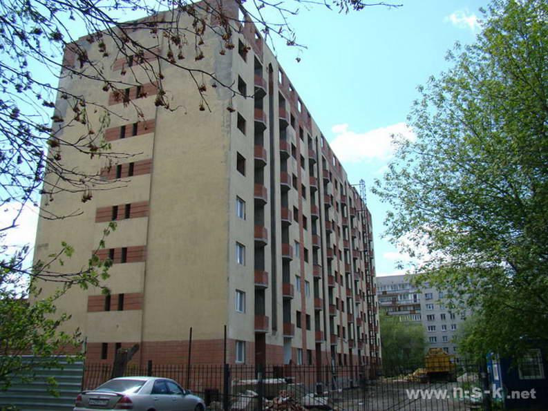 Сибирская, 35/1 (19 стр) II кв. 2012