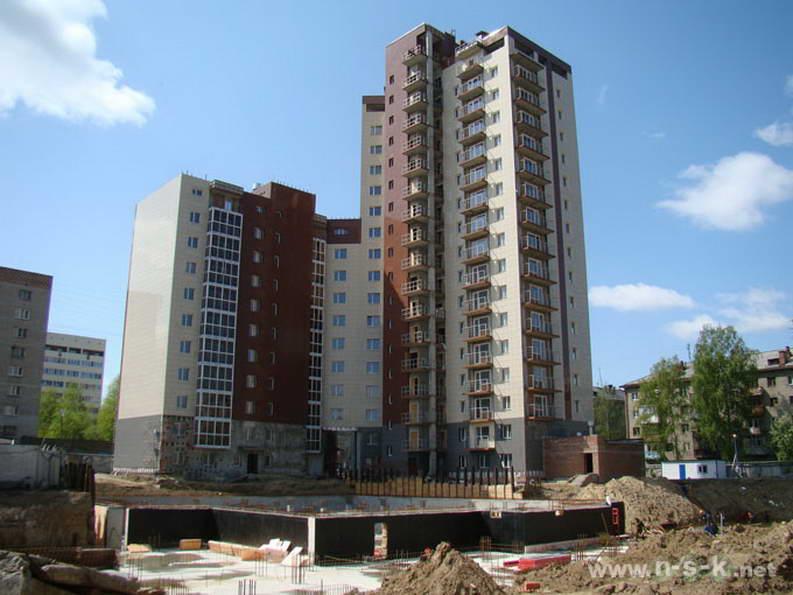Некрасова, 63 II кв. 2012