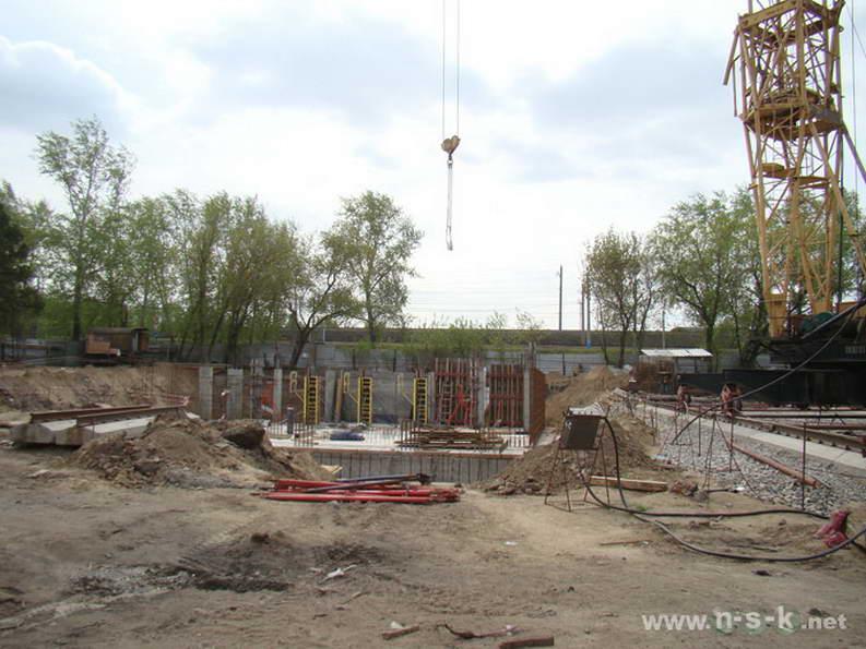 Первомайская, 226 (232/1 стр) II кв. 2012