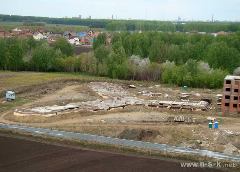 Краснообск, Западная, 227 II кв. 2012