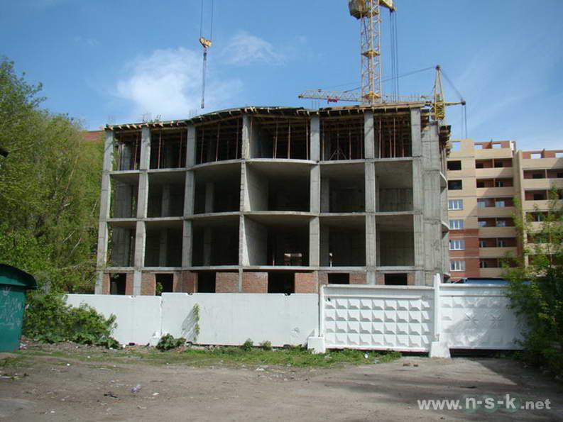 Баумана, 3/1 (Маяковского, 77) II кв. 2012