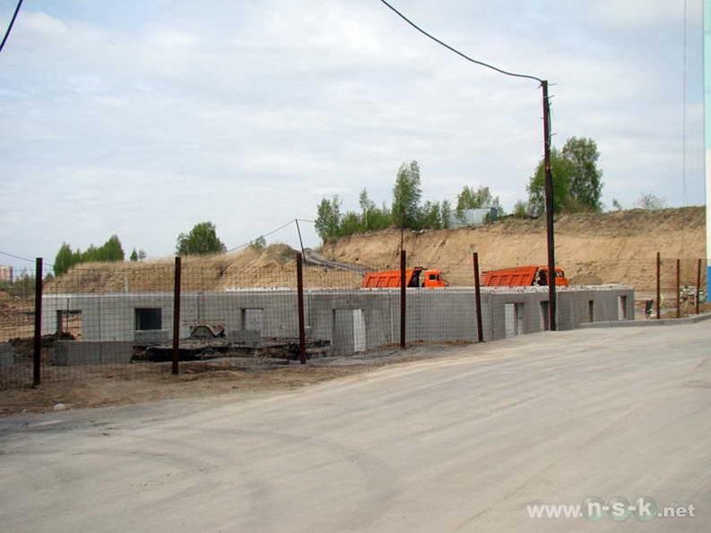 Татьяны Снежиной, 31/5, 31/3 (Высоцкого, 64, 65) II кв. 2012