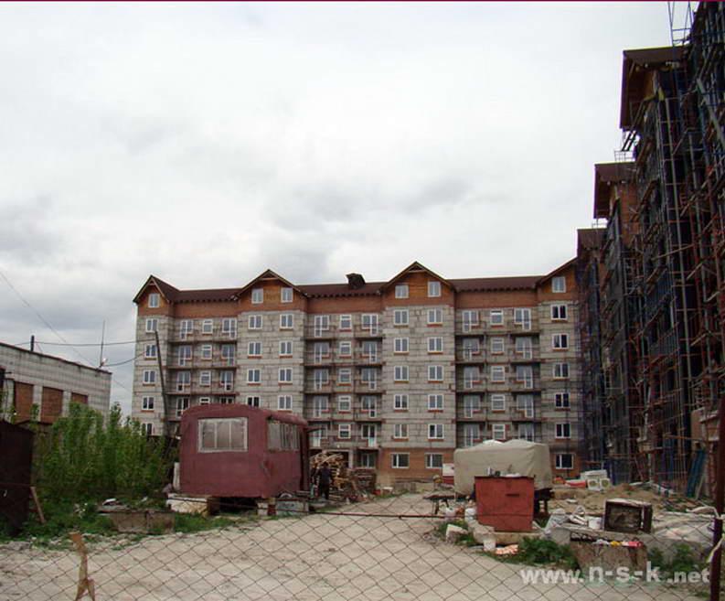Ивлева, 160 стр II кв. 2012