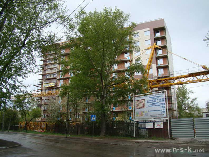 Беловежская, 4 (2/1 стр) II кв. 2012