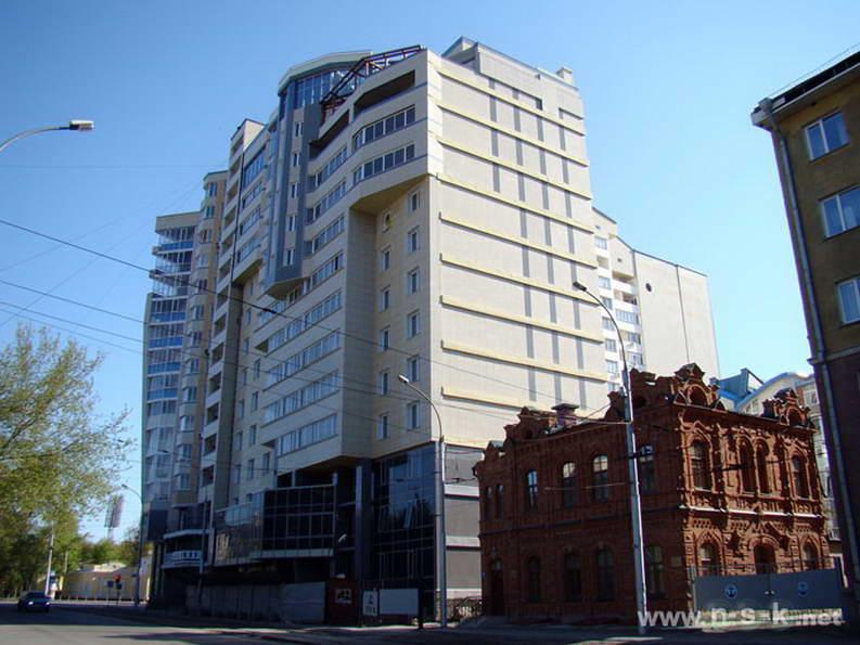 Ядринцевская, 18 II кв. 2012