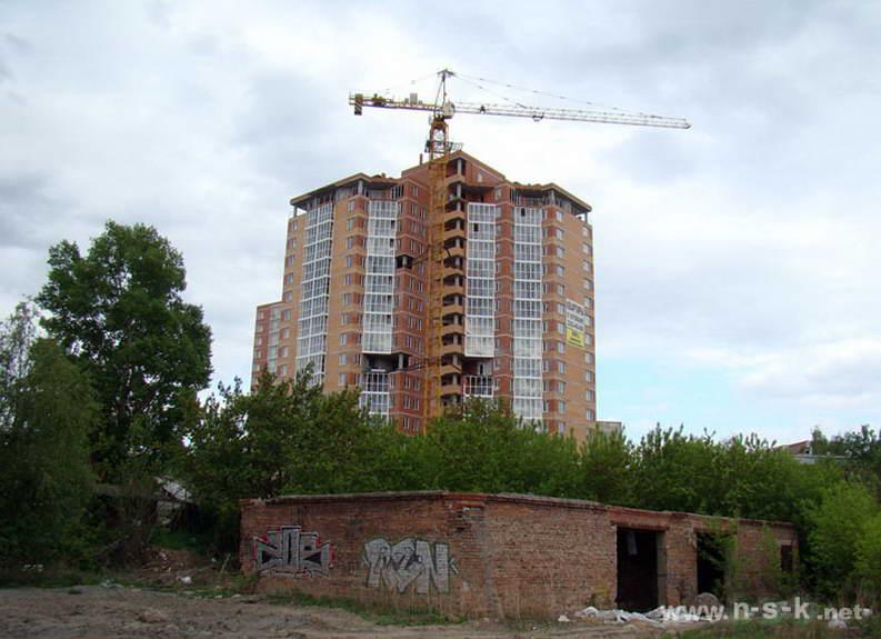 Кошурникова, 29/3 (27/1 стр) II кв. 2012