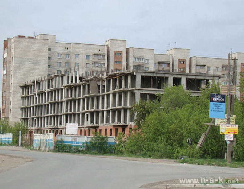 Связистов, 13/1, 13/2 стр II кв. 2012