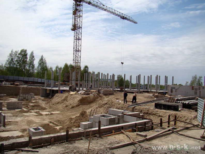 Высоцкого, 49 II кв. 2012