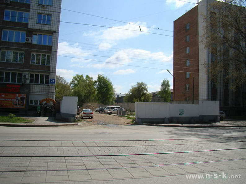 Мичурина, 24, 6-й подъезд II кв. 2012