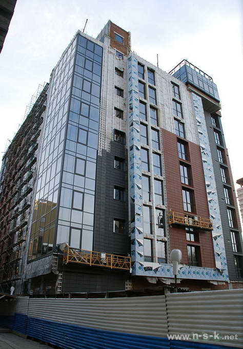 Коммунистическая, 34 (Rich House) II кв. 2013