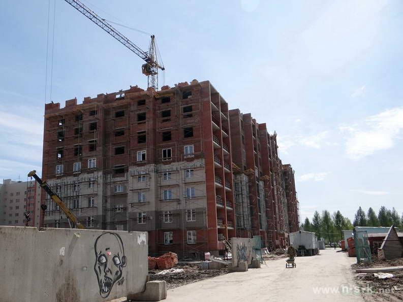 Краснообск, 110 II кв. 2013