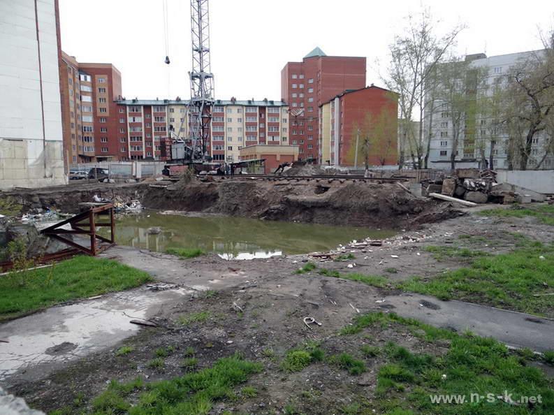 Пятницкого, 12 II кв. 2013