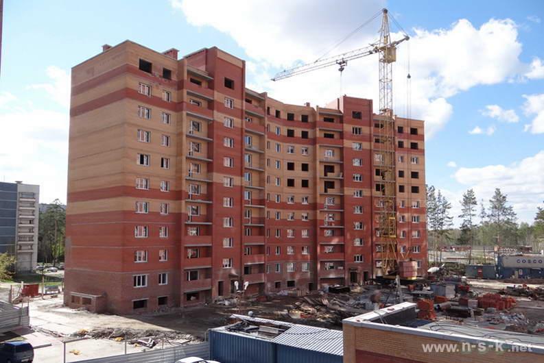 Балтийская, 27 II кв. 2013