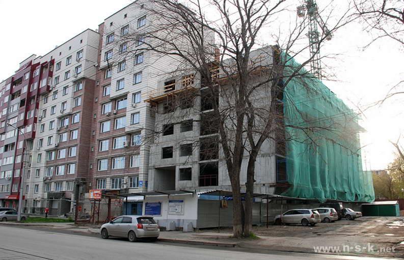 Мичурина, 24, 6-й подъезд II кв. 2013