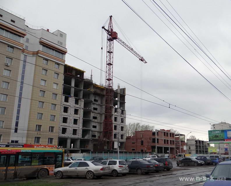 Покрышкина, 1 II кв. 2013