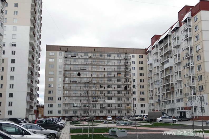 Татьяны Снежиной, 45/2, 45/3 (Высоцкого, 70, 71) II кв. 2013