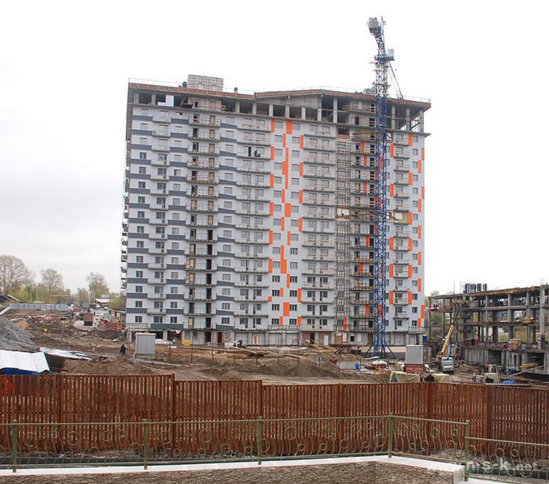 Лескова, 29 II кв. 2013
