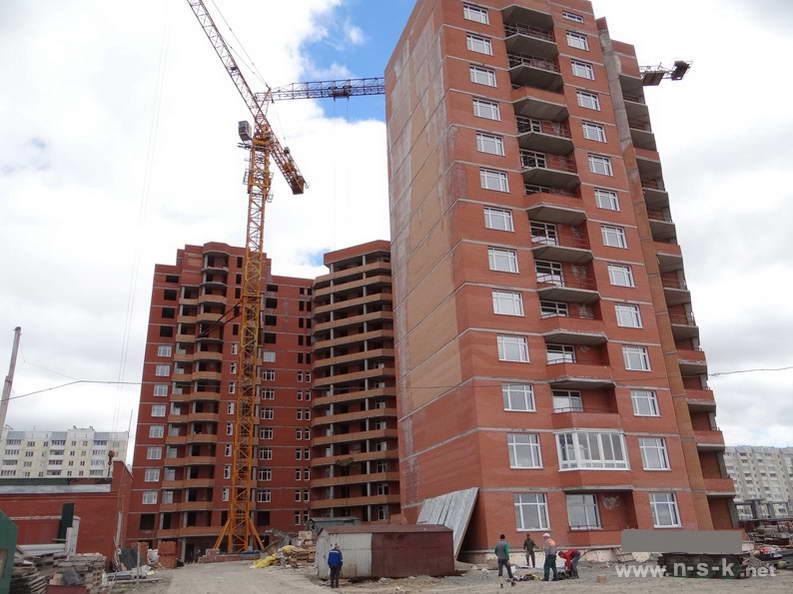 Высоцкого, 49 II кв. 2013