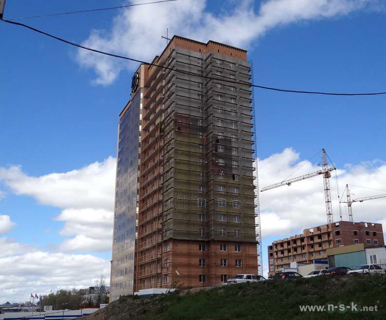 Лазурная, 28 II кв. 2013
