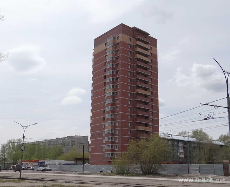 Невельского, 1/1 (Связистов, 19 стр) II кв. 2013