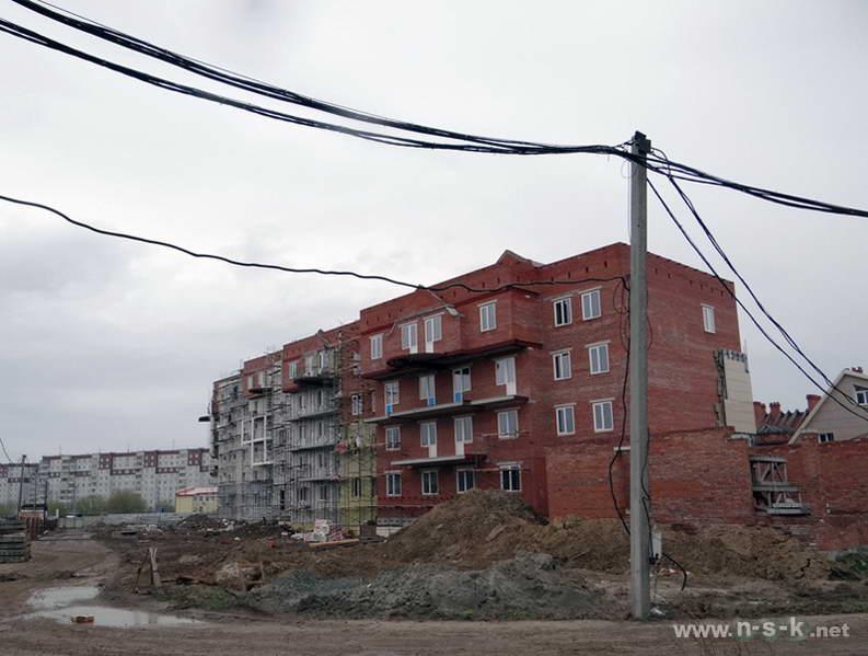 Связистов, 3, 4, 5, 6 стр II кв. 2013