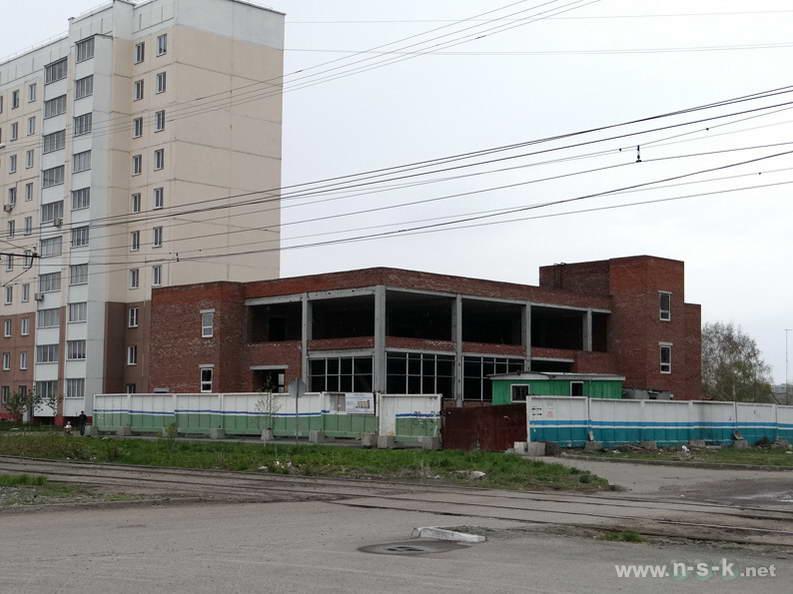 Волховская, 33а стр (кирпичная секция) II кв. 2013