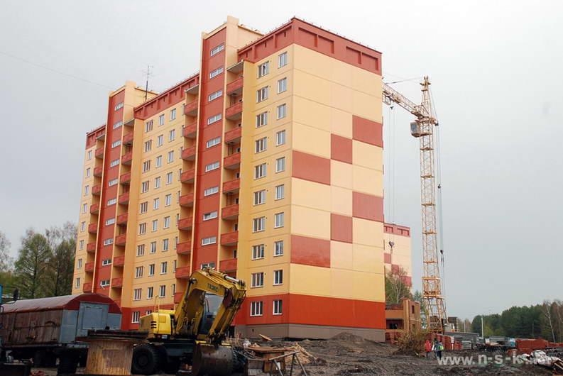 Ключ-Камышенское Плато, 22 (24/1), 24 II кв. 2013