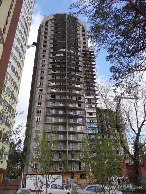 Залесского, 2/3 (2а стр), дом Нельсон II кв. 2013