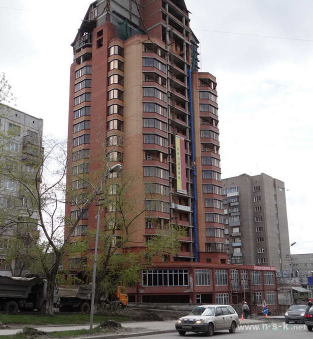 Кропоткина, 104а стр II кв. 2013
