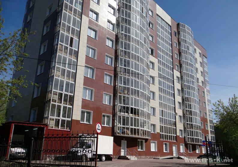Беловежская, 4 (2/1 стр) II кв. 2013