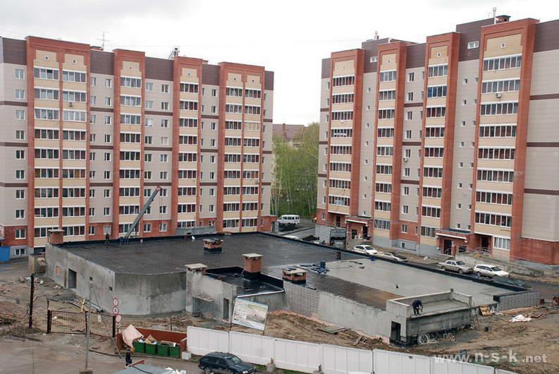 Выборная, 105/2, 105/3 II кв. 2013