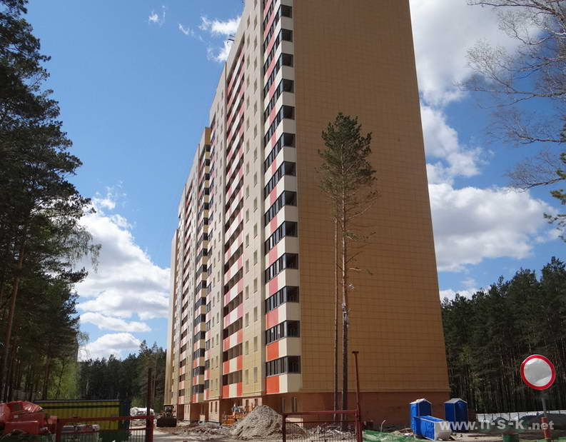 Шатурская, 4 стр, 8, 10 II кв. 2013