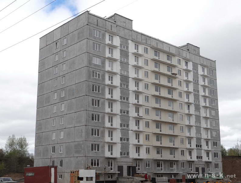Татьяны Снежиной, 49/3 II кв. 2013