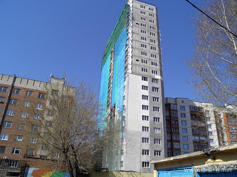 Мичурина, 24, 6-й подъезд II кв. 2014