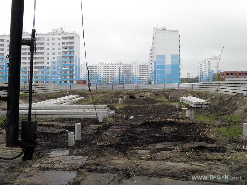 Титова, 253/5 стр (дом №5) II кв. 2014