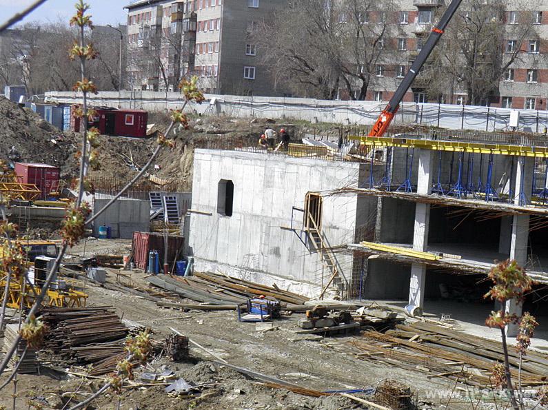 Танковая, 36 (2 стр) II кв. 2014