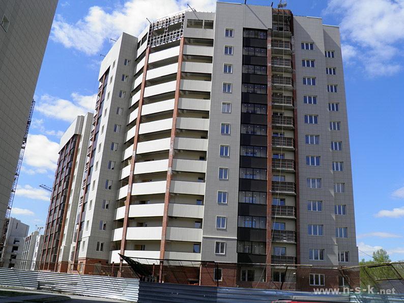 Краснообск, Западная, 228 II кв. 2014