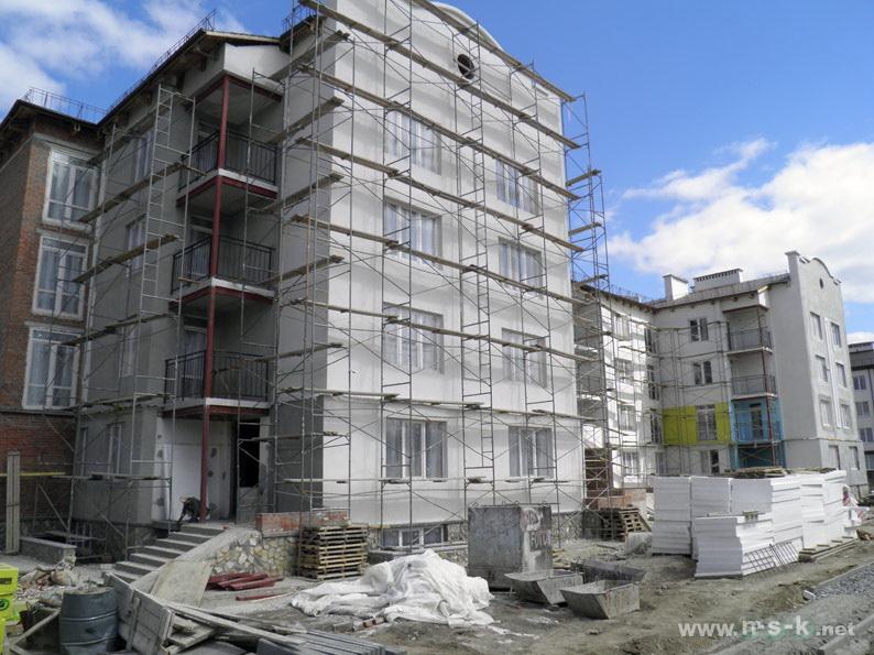 Краснообск, 6-й микрорайон, 3/3 II кв. 2014