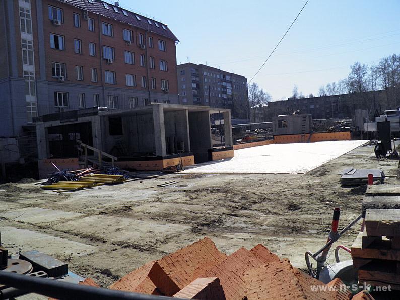 Некрасова, 63/1 II кв. 2014