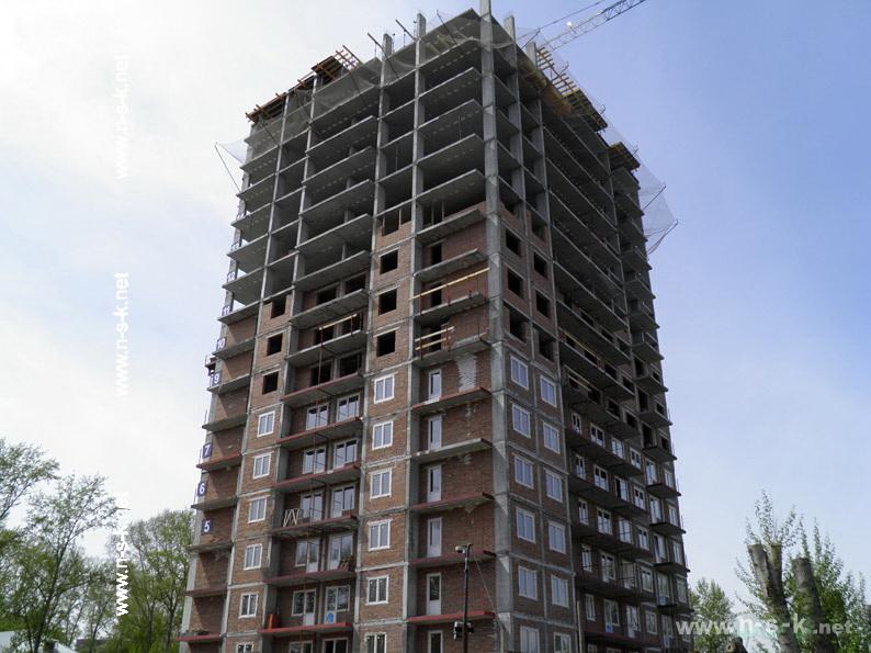 Оловозаводская, 6/1 (6 стр) II кв. 2015