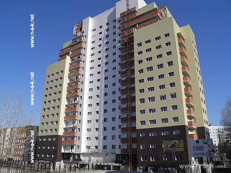 Краснообск, 56 II кв. 2015